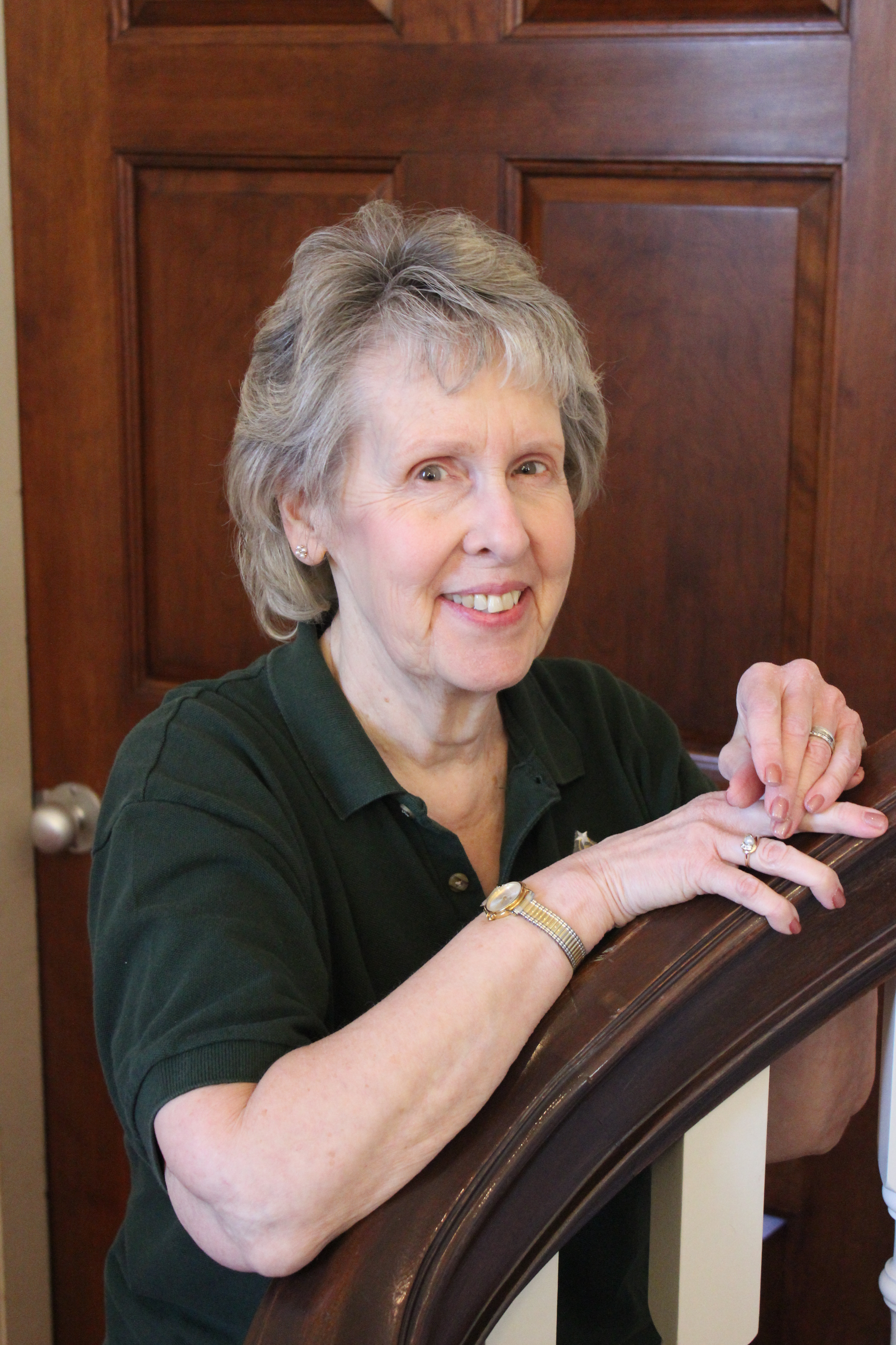 Karen E. Leonard photo